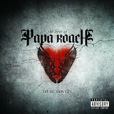 "PAPA ROACH ""TO BE LOVED (BEST OF)"" CD NEU"