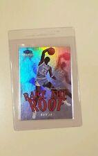 2012-13 Fleer Retro Raise the Roof Michael Jordan #4 Rare Insert Pack Fresh /100