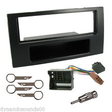Car CD Stereo Radio Fascia Facia Fitting Kit for FORD Fiesta Focus Fusion 2005