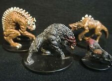 Dungeons & Dragons Miniatures Lot -  Outsiders & Aberrations !!  s67