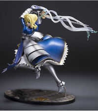 "Anime Toy Excalibur 10"" Fate/Stay Night Blue Saber Lily Avalon Triumphant Figure"
