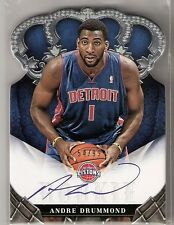 Andre Drummond 12/13 Crown Royale Auto Rookie #446 Serial #54/99