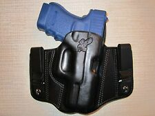 GLOCK 30,30S,29S, REVERSIBLE, IWB OR OWB, RIGHT HAND pancake belt holster
