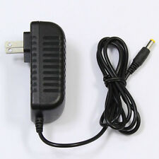 AC 100-240V Converter Adapter 2A Power Supply US For 3528 5050 Led Strip DC 12V