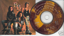 LES B.B. Les BB- Snob (CD 1991) Quebec French Rock French Album