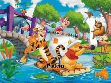 Winnie the Pooh pirate #2. Cross Stitch Pattern. Paper version or PDF Files.