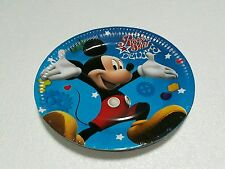 ♛ Shop8 : 10 pcs MICKEY MOUSE PAPER PLATES Theme Party Needs Gift Ideas
