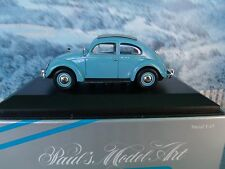1/43   Minichamps  VW beetle