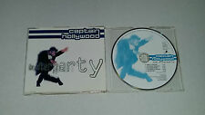 Single CD  Captain Hollywood - The Afterparty  5.Tracks  1996  MCD C 40