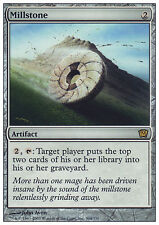 MTG MILLSTONE EXC - PIETRA DA MACINA MAGICA - 9TH - MAGIC