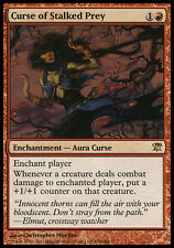 1x Curse of Stalked Prey Innistrad MtG Magic Red Rare 1 x1 Card Cards