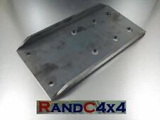 DA2133 Land Rover Series 2 2a 3 Tow Bar Drop Plate Height Extended
