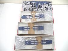 Walthers Ho Thrall 5 unit Double Stack kit + 3 single unit kits, CN, dw9
