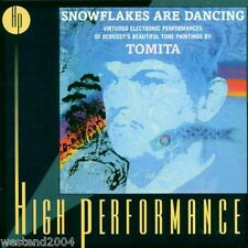 Isao Tomita - Snowflakes Are Dancing -  CD NEW & SEALED  Claude Debussy