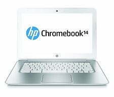HP Chromebook 14-Q010DX 14 Laptop Intel Celeron 2955U 1.4GHz 2GB 16GB Chrome OS