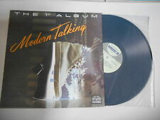 LP Pop Modern Talking - 1st Album  (9 Song) BALKANTON Bohlen