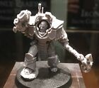 Cataphractii Terminator Space Marine Captain Forge World Event Only Model 2016