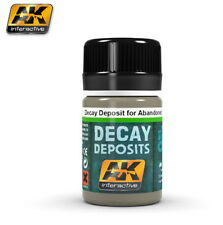 AK-Interactive Enamel Paint - Decay Deposit for Abandoned Vehicles (35ml)