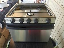ATWOOD HIGH OUTPUT WEDGEWOOD STAINLESS STOVE RV CAMPER MOTORHOME OVEN 21X17X19.5