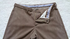 """ARMANI COLLEZIONI RELAXED FIT CORDS / TROUSERS 38""""W / 35""""L COST £180"""