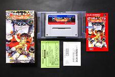 METAL MAX RETURNS - Nintendo Super Famicom SFC Very.Good.Condition JAPAN