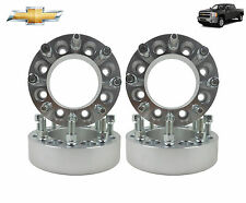 "4 Pc 2011 Chevy Silverado 2500HD 3500HD 8 Lug 2"" inch Wheel Spacers Duramax"