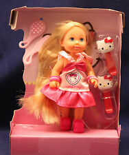 **HELLO KITTY** Evi Love**Hairplay** neu und unbespielt** Simba**