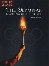 Philip Glass The Olympian - Lighting Of The Torch, Sheet Music - 9781780381336