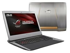 ASUS G752VS-BA206T-Intel i7/16GB RAM/256GB SSD+1000GB HD/44cm Display/GTX1070 M