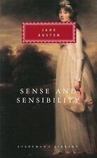 Everyman's Library: Sense and Sensibility by Jane Austen (1992, Hardcover)