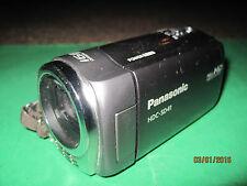 Panasonic HDC-SD41 Hi Def Flash Media Caméscope. défectueux!!!