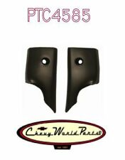68-72 CHEVELLE INTERIOR PACKAGE TRAY CORNERS