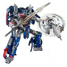 100% Hasbro Transformers Age of Extinction FIRST ED  Leader Class Optimus Prime