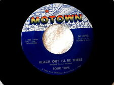 FOUR TOPS~UNTIL YOU LOVE SOMEONE~VG++~REACH OUT I'LL BE THERE~~ NORTHERN SOUL 45