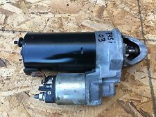 BMW OEM E65 E66 ENGINE MOTOR IGNITION TURN POWER ON OFF START STARTER