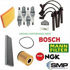 TUNE UP KIT FOR 2002-2008  MINI COOPER TYPE S (SPARK PLUG WIRE SET FILTERS )