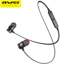 2017 Newest AWEI T11 Wireless Headphone Bluetooth Earphone Fone de ouvido