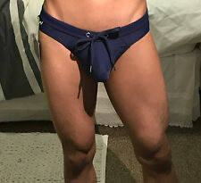 Andrew Christian swimwear/swim brief (XS)