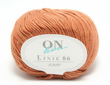 4 balls of Online Jump DK Knitting Yarn Color #25 (Brown)