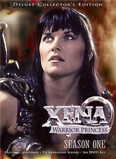 Xena: Warrior Princess: Season One (Deluxe Collector's Edition) by Lucy Lawless