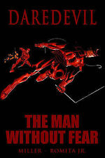 DaredevilMan without Fear, Miller, Frank, New Book