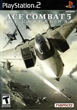 Ace Combat 5: The Unsung War - Playstation 2 Game Complete