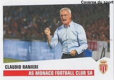 N°224 CLAUDIO RANIERI # ITALIA AS.MONACO STICKER FOOT 2014 PANINI