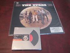 THE BYRDS Mr.Tambourine Man STEREO DELUXE PACKAGING 180 GRAM UK PRESSED LP +CD