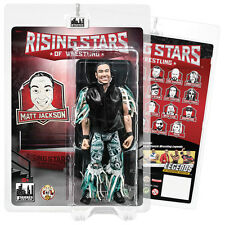Rising Stars of Wrestling Action Figure Series: The Young Bucks Matt Jackson