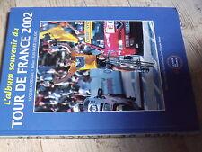 µµ L'Album Souvenir du Tour de France 2002