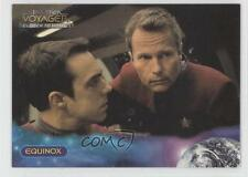 1999 Skybox Star Trek Voyager: Closer to Home #266 Equinox Non-Sports Card 0b6