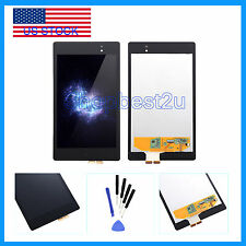 For Asus Google Nexus 7 2nd Gen LCD Display+Digitizer Touch Screen Assembly+Tool