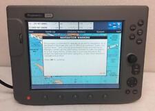 RAYMARINE C120 GPS CHARTPLOTTER RADAR SONAR DISPLAY