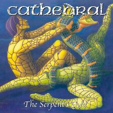 "Cathedral ""The Serpent's Oro"" 2CD - Best Of cathedral"